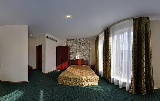 Гостевой дом «Замок Эдельвейс» Кемеровская область Номер «Студия» 2-местный, фото 1