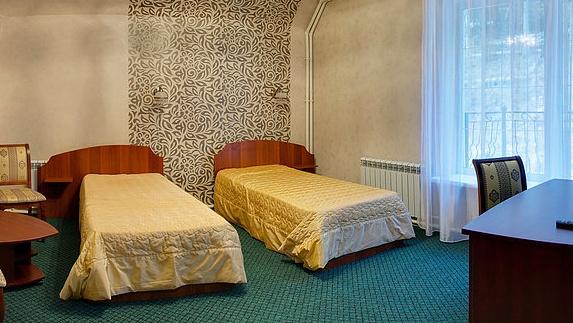 Гостевой дом «Замок Эдельвейс» Кемеровская область Номер «Стандарт» 2-местный, фото 1