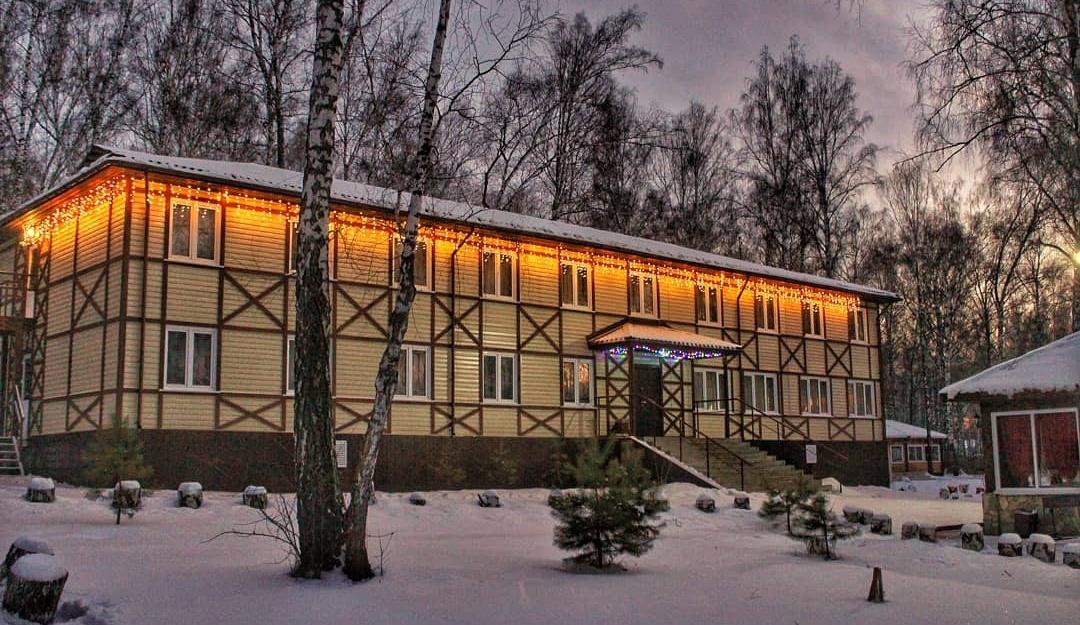База отдыха в кемеровской области фото