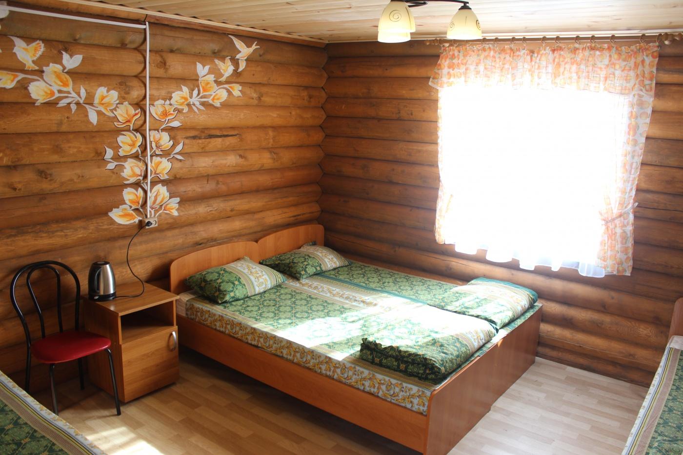база отдыха в кемеровской области фото это