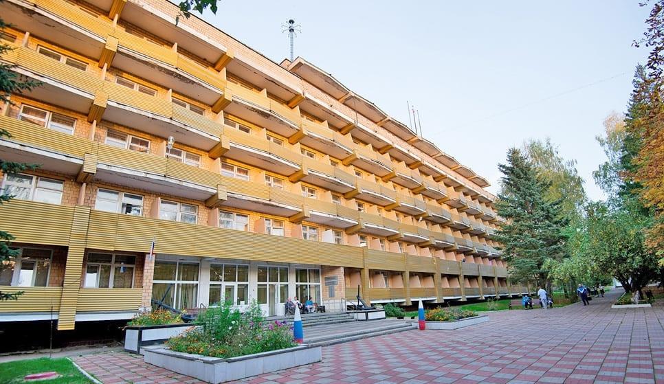 Санаторий «Солнечногорский» Московская область, фото 1