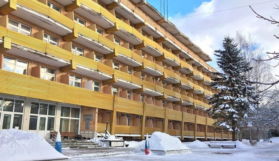 Санаторий «Солнечногорский» Московская область, фото 18