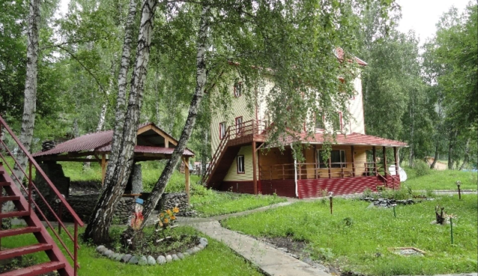 """Турбаза """"Золоторудная"""" Алтайский край, фото 17"""