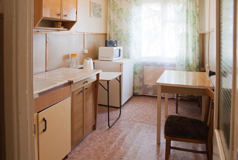 Пансионат «Лесное» Ярославская область Четырехместный домик, фото 3