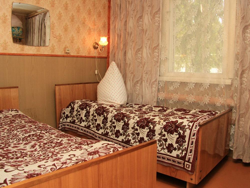 Пансионат «Лесное» Ярославская область Девятиместный домик, фото 1