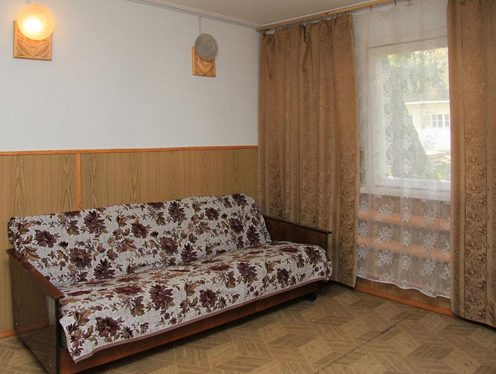 Пансионат «Лесное» Ярославская область Девятиместный домик, фото 2