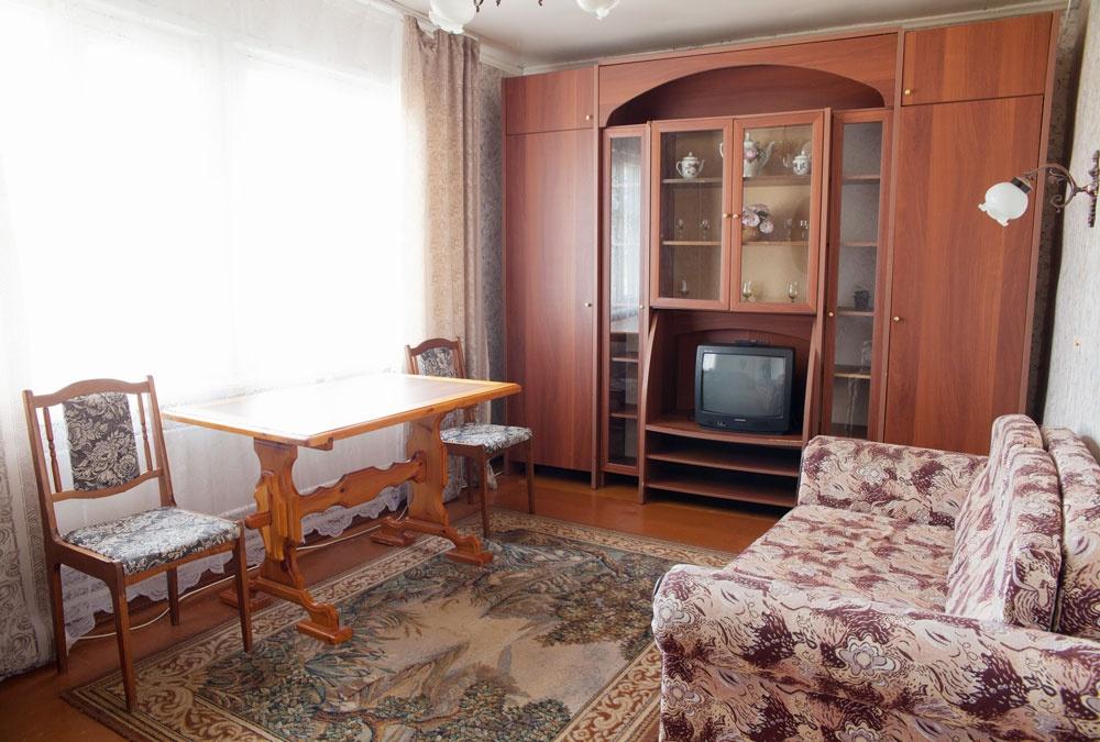 Пансионат «Лесное» Ярославская область Четырехместный домик, фото 2
