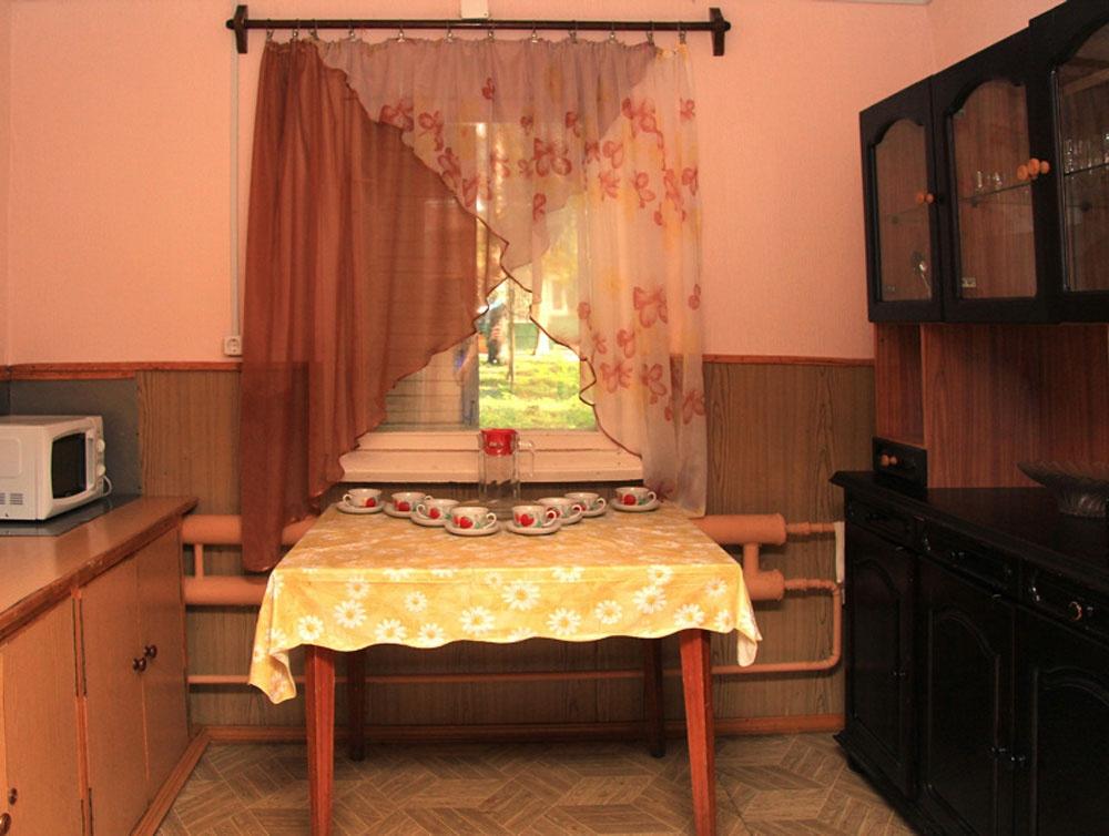 Пансионат «Лесное» Ярославская область Девятиместный домик, фото 3