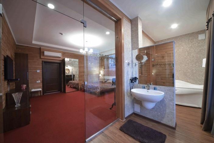 Отель «Заречье» Алтайский край Luxe, фото 3