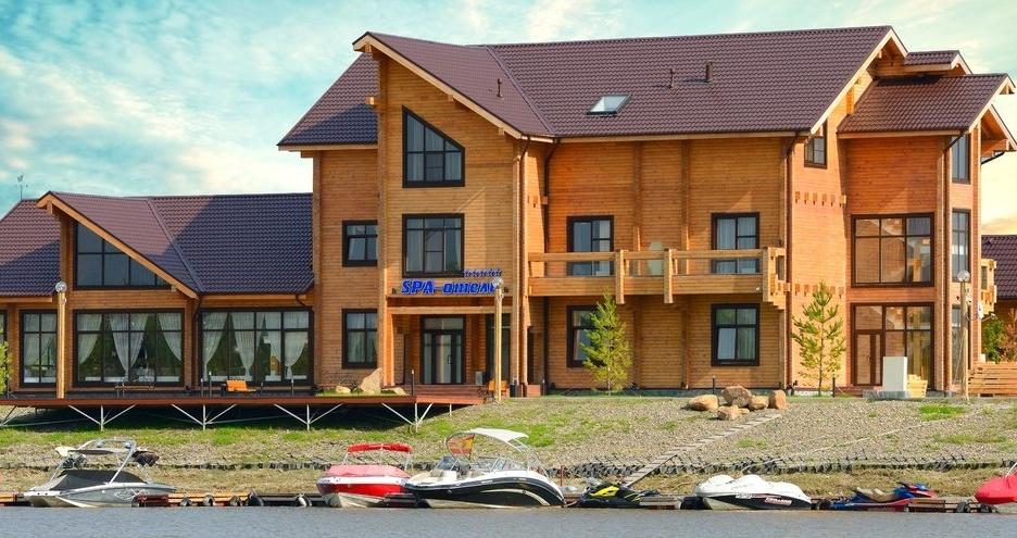 Отель «Заречье» Алтайский край, фото 1