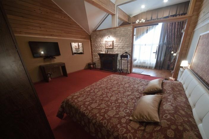 Отель «Заречье» Алтайский край Luxe, фото 1