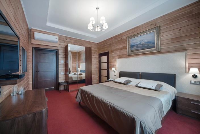 Отель «Заречье» Алтайский край Comfort, фото 1