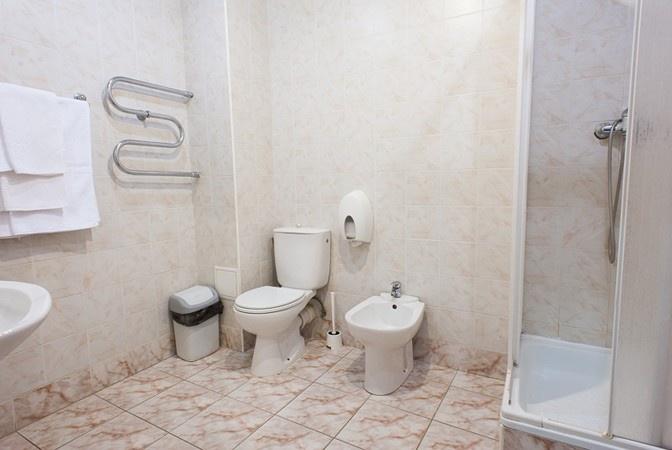 Дом отдыха «Ершово» Московская область Номер «Полулюкс» 2-местный 1-комнатный, фото 4