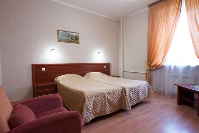 Дом отдыха «Ершово» Московская область Номер «Полулюкс» 2-местный 1-комнатный, фото 1