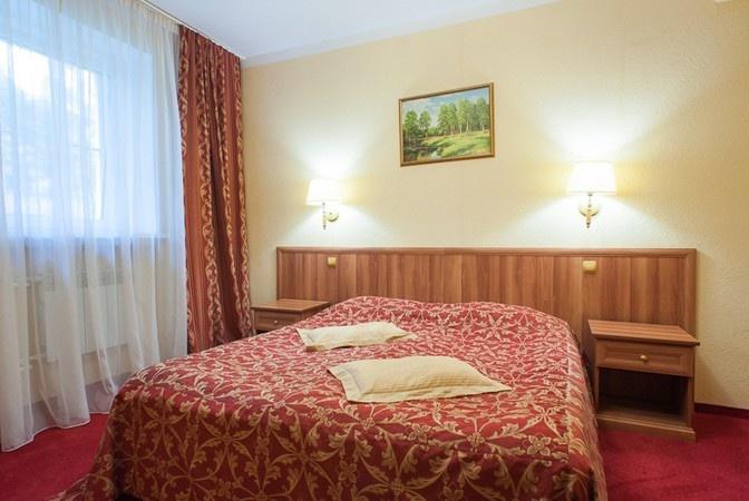 Дом отдыха «Ершово» Московская область Номер «Полулюкс» 2-местный 2-комнатный, фото 1
