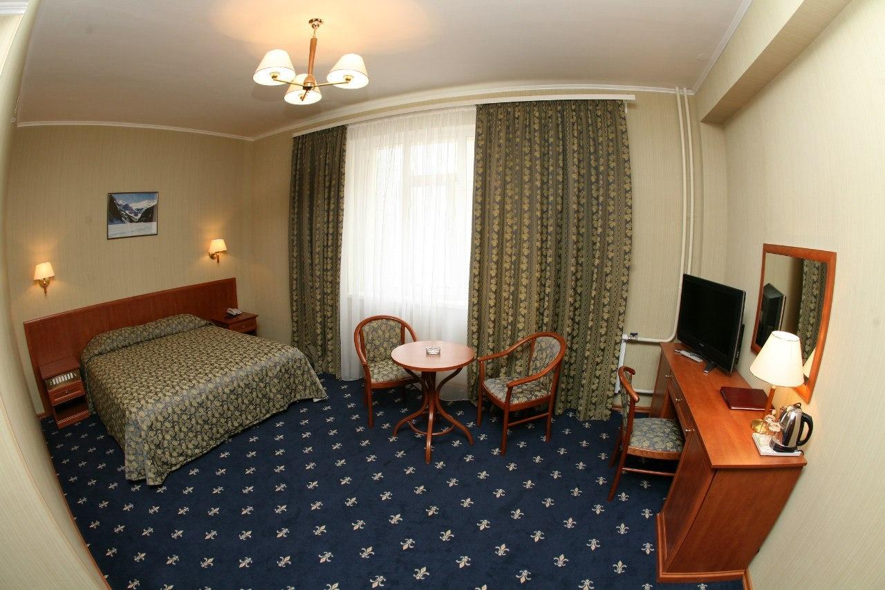 Отель «Монблан» Забайкальский край Студия, фото 1