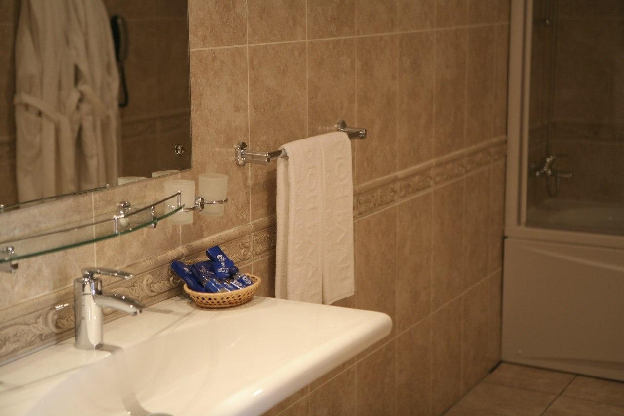 Отель «Монблан» Забайкальский край Люкс улучшенный, фото 2