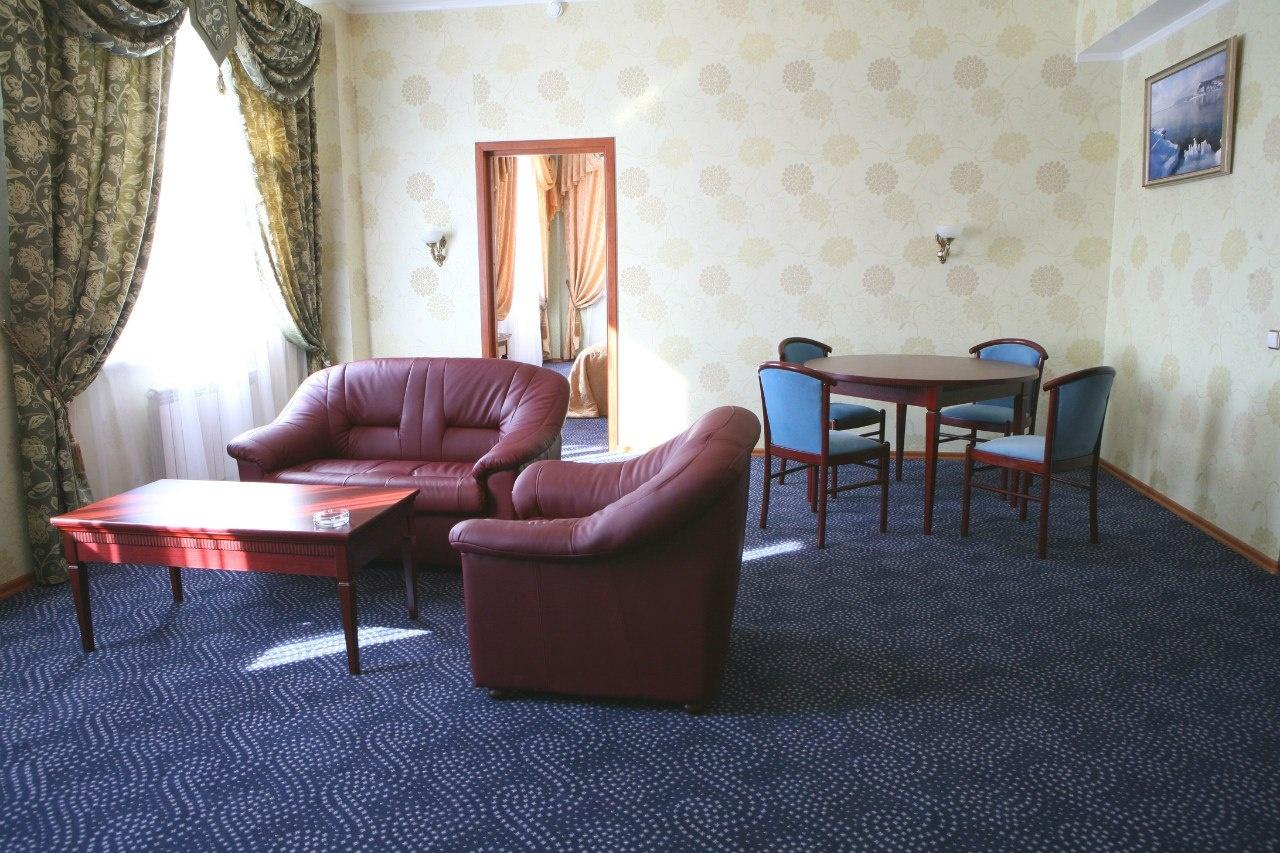 Отель «Монблан» Забайкальский край Люкс премиум, фото 2