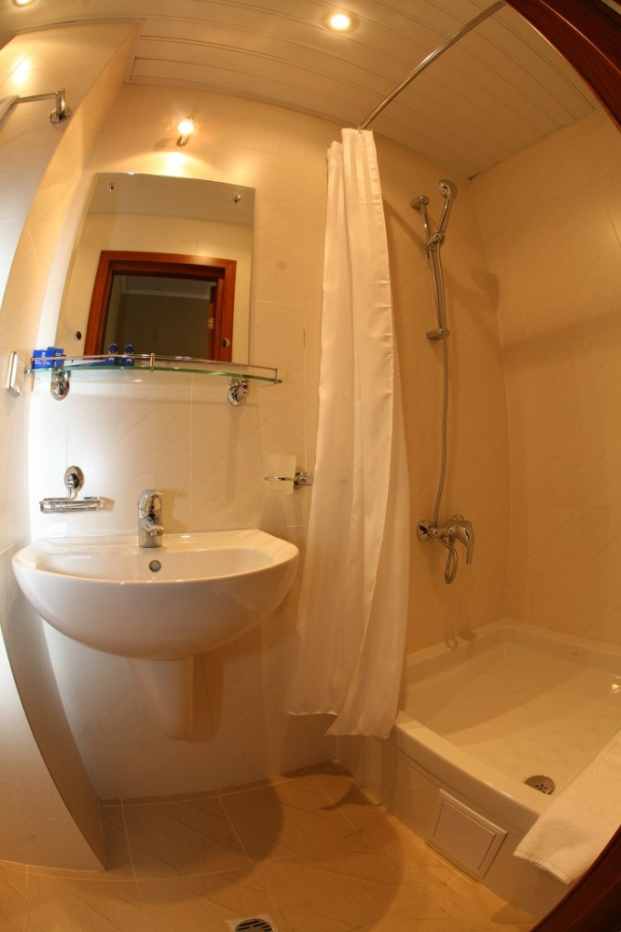Отель «Монблан» Забайкальский край 1-местный номер (с душем), фото 2