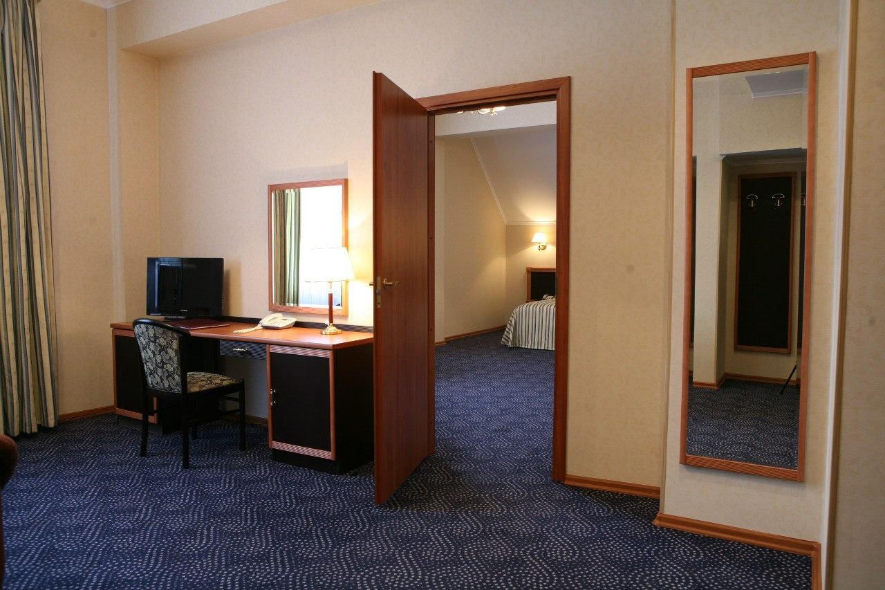Отель «Монблан» Забайкальский край Люкс, фото 2