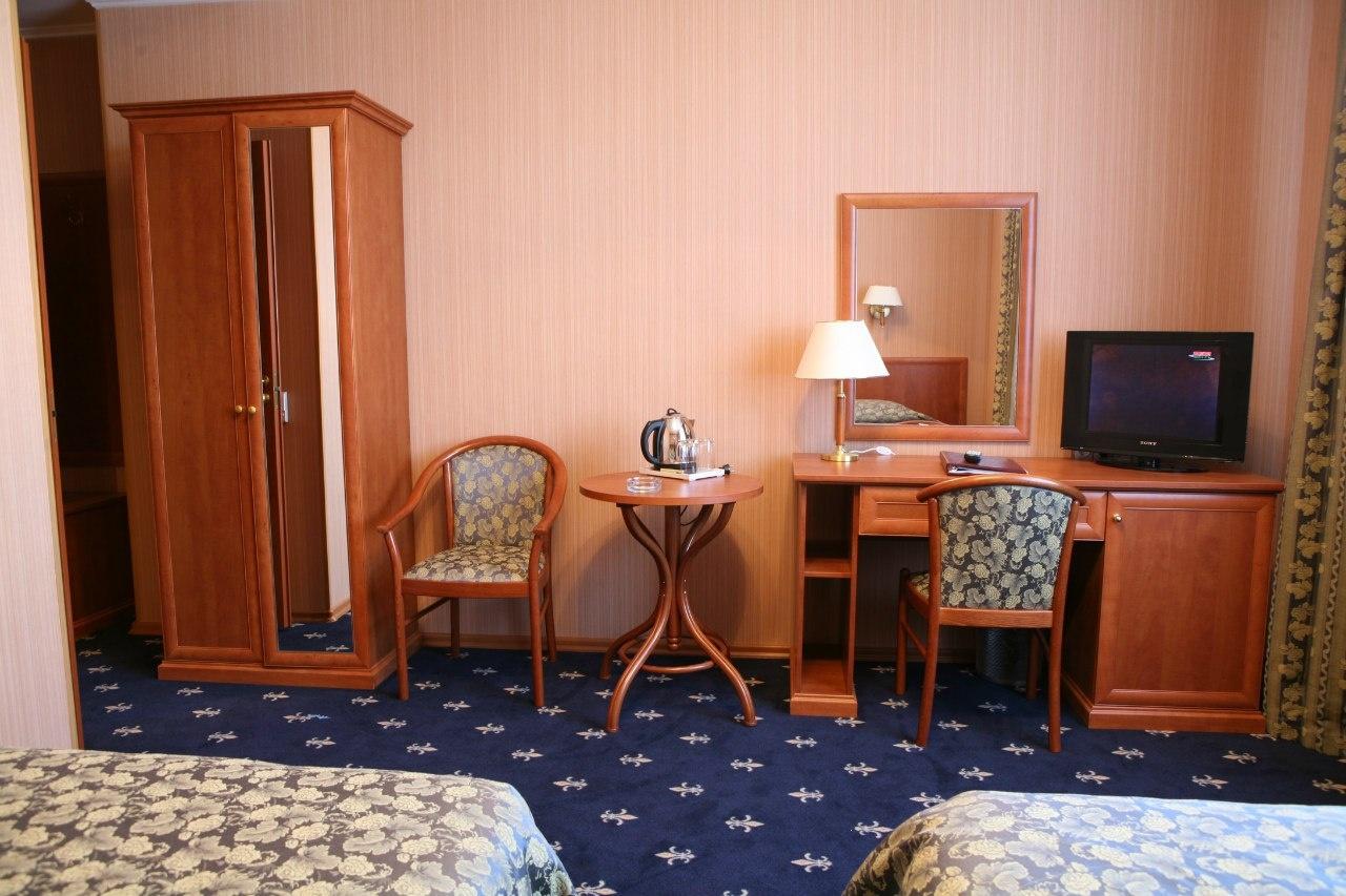 Отель «Монблан» Забайкальский край Стандартный номер , фото 2