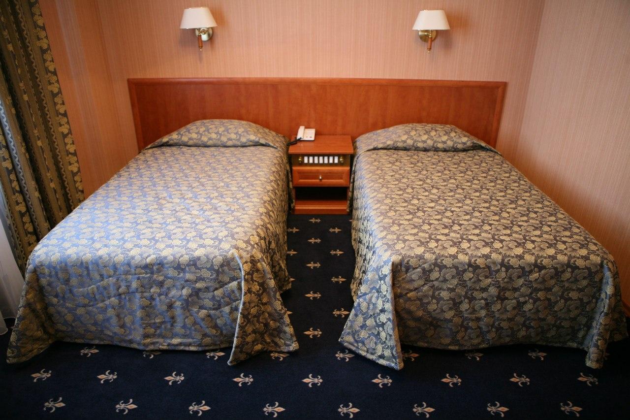 Отель «Монблан» Забайкальский край Стандартный номер , фото 1