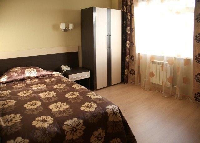 Отель «Монблан» Забайкальский край 1-местный улучшенный номер, фото 1