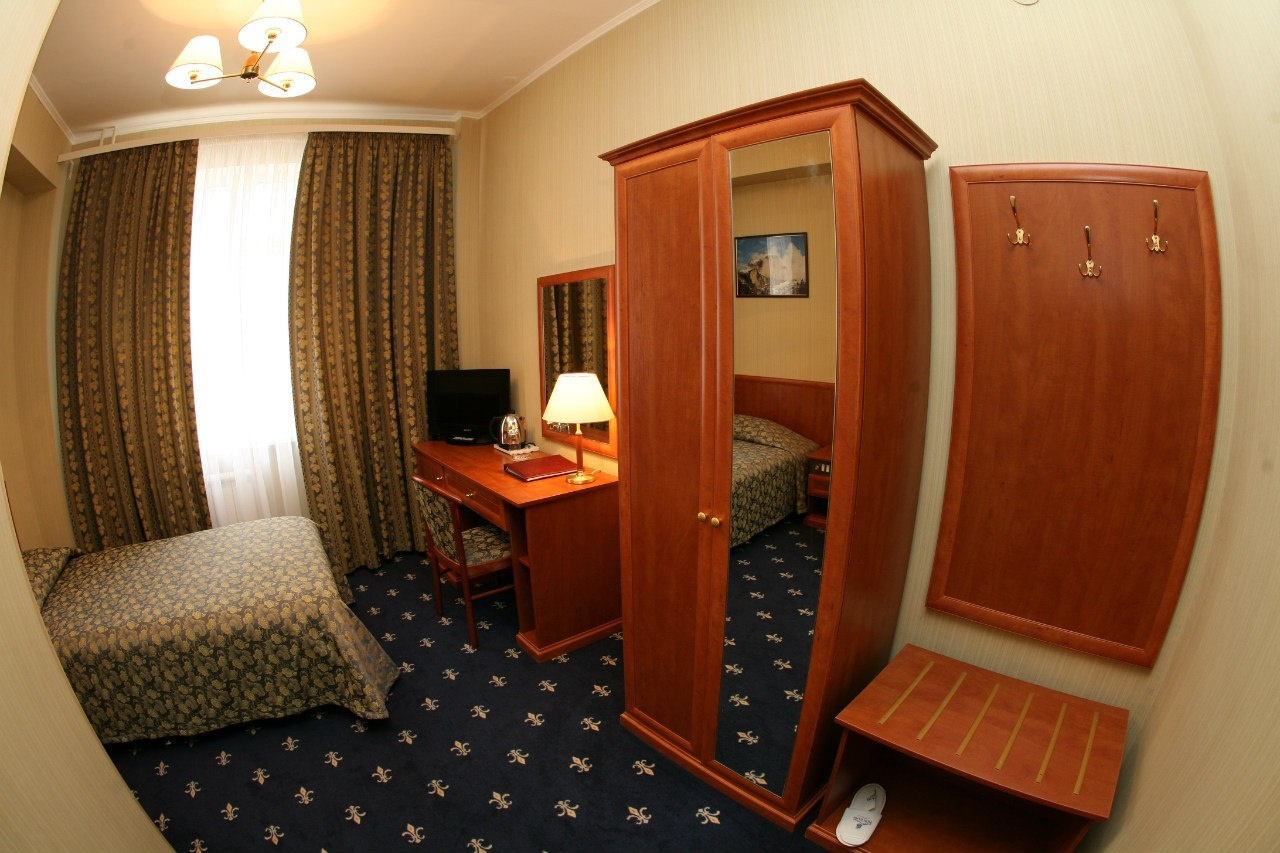 Отель «Монблан» Забайкальский край 1-местный номер (с душем), фото 1