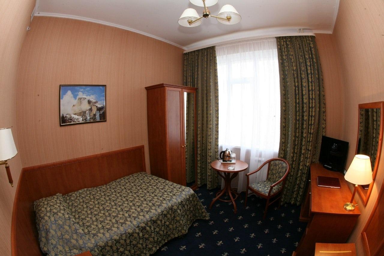 Отель «Монблан» Забайкальский край 2-комнатный 2-местный номер, фото 1