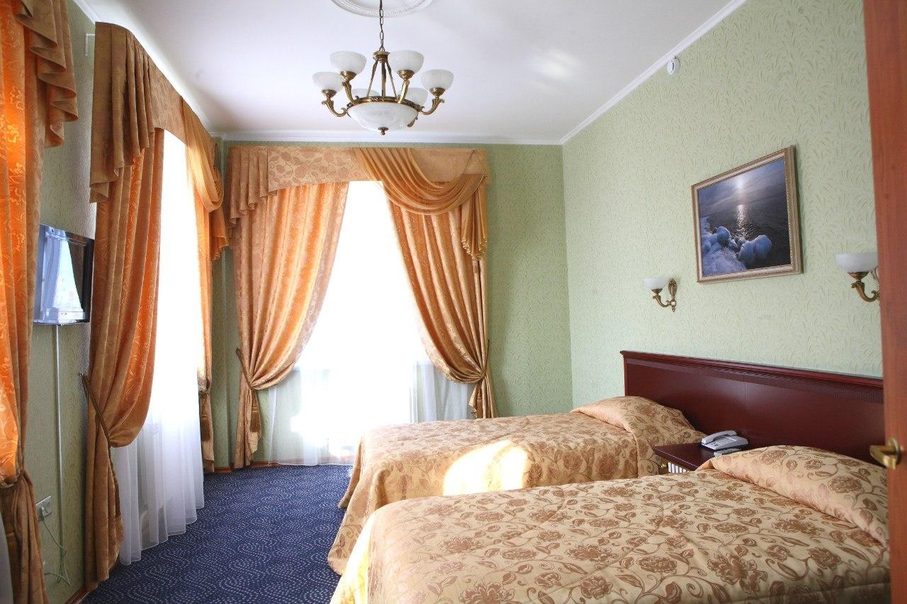 Отель «Монблан» Забайкальский край Люкс премиум, фото 1