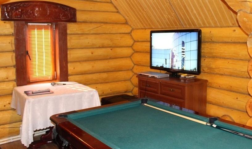 База отдыха «Медвежий угол» Архангельская область VIP-Дом №1, фото 5