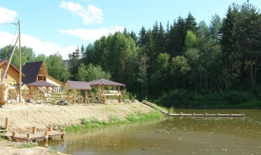 База отдыха «Медвежий угол» Архангельская область, фото 9