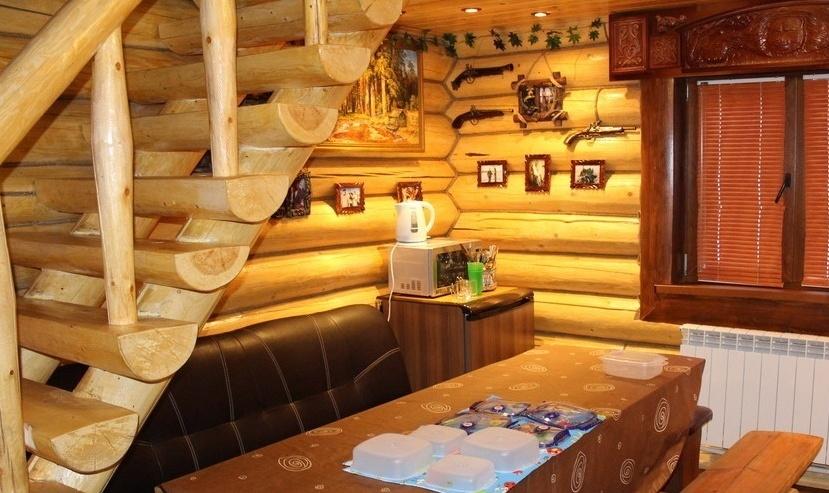 База отдыха «Медвежий угол» Архангельская область VIP-Дом №1, фото 3
