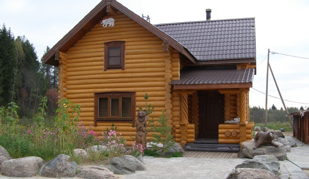 База отдыха «Медвежий угол» Архангельская область, фото 2