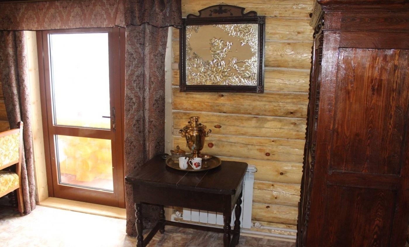 База отдыха «Медвежий угол» Архангельская область VIP-Дом №3, фото 2