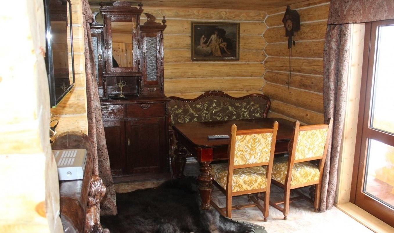 База отдыха «Медвежий угол» Архангельская область VIP-Дом №3, фото 1