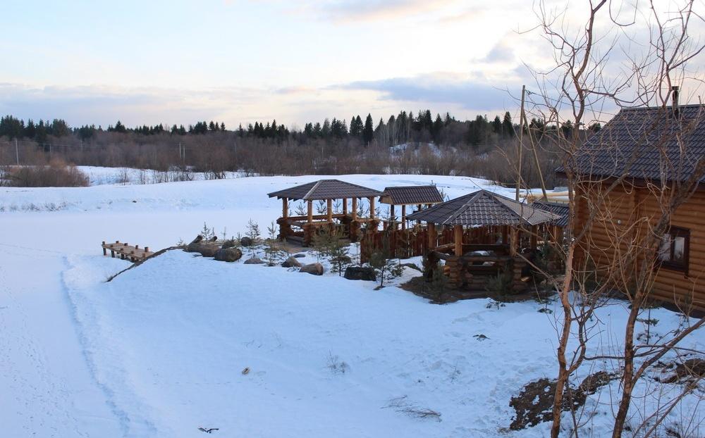 База отдыха «Медвежий угол» Архангельская область, фото 15