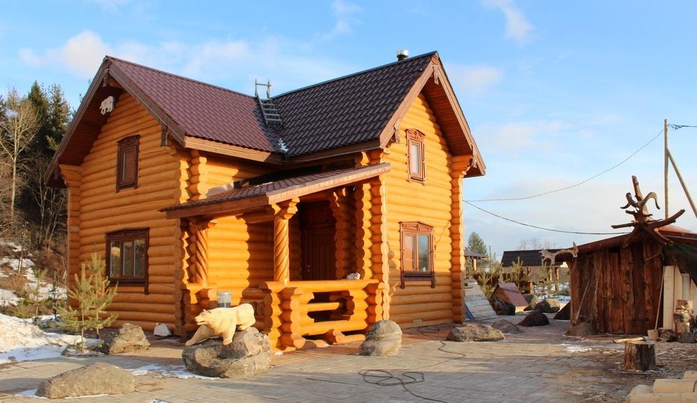 База отдыха «Медвежий угол» Архангельская область, фото 1