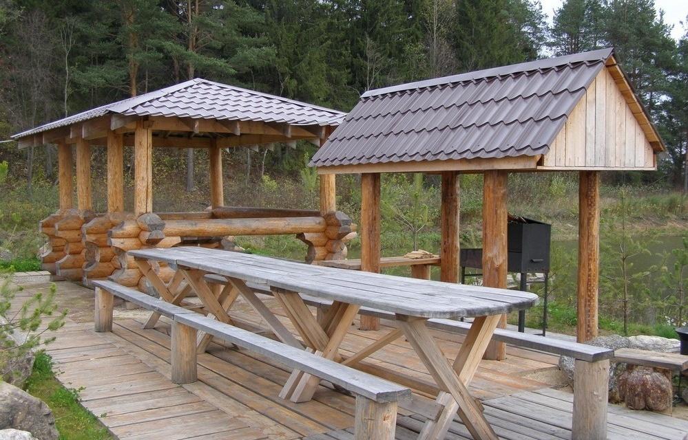 База отдыха «Медвежий угол» Архангельская область, фото 6