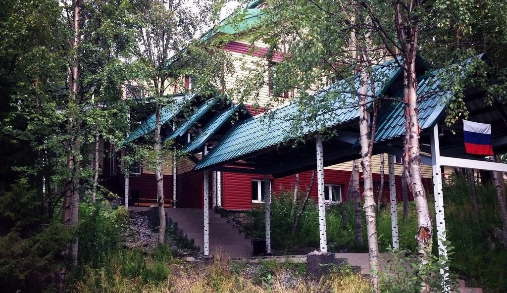 Турбаза «Здоровье» Мурманская область, фото 1