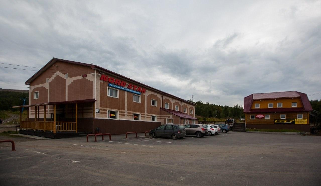 Горнолыжный комплекс «Норд Стар» Мурманская область, фото 2