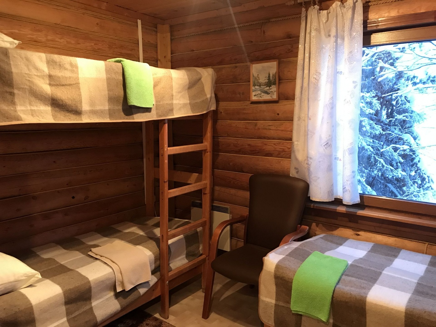 База отдыха «Зашеек» Мурманская область Гостевой дом №1, фото 2