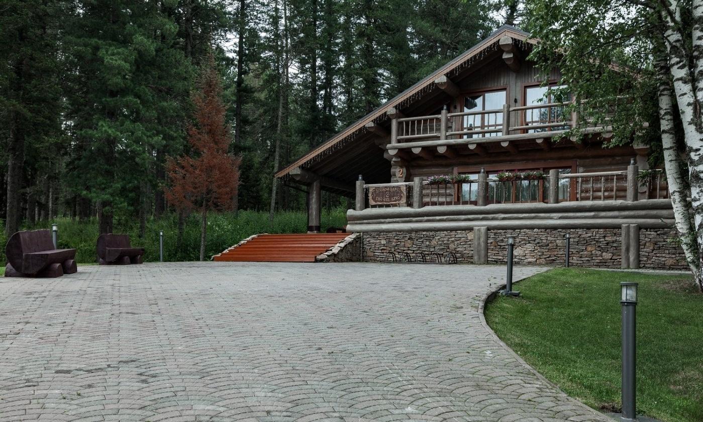 Туристический комплекс «Алтай Resort» Республика Алтай Номер «Люкс Гранд», фото 1