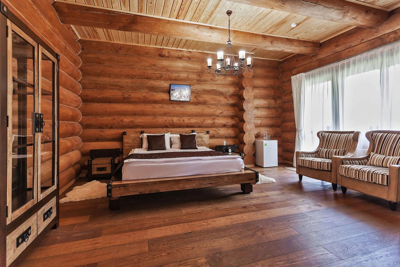 Туристический комплекс «Алтай Resort» Республика Алтай Номер «Полулюкс», фото 3
