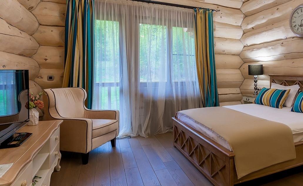 Туристический комплекс «Алтай Resort» Республика Алтай Номер «Люкс», фото 4