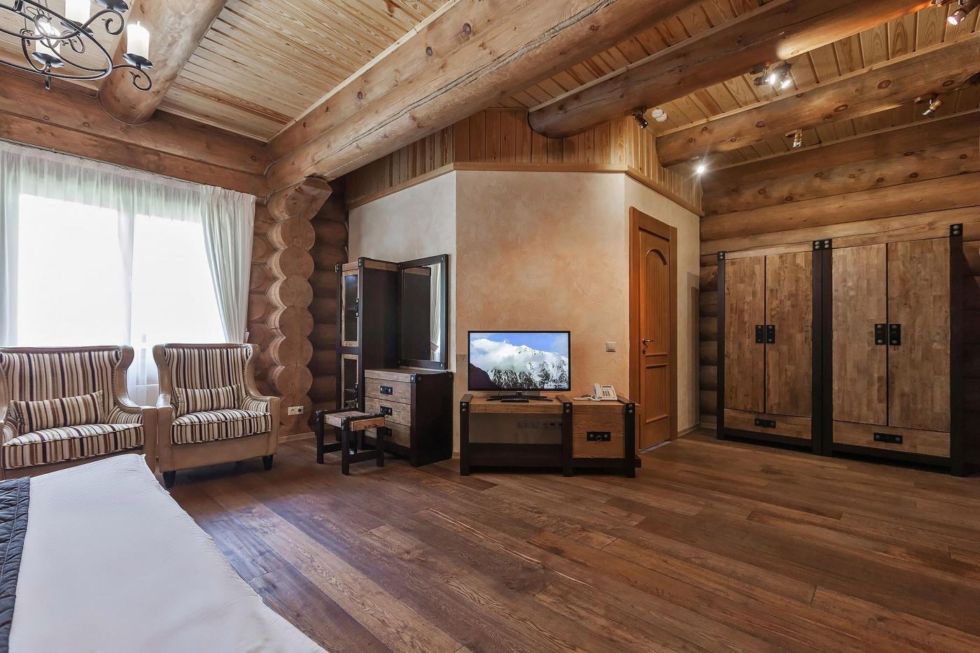 Туристический комплекс «Алтай Resort» Республика Алтай Номер «Полулюкс», фото 10