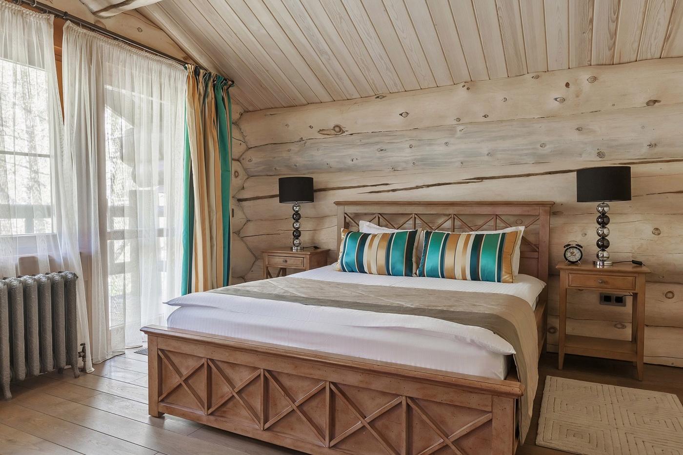 Туристический комплекс «Алтай Resort» Республика Алтай Номер «Люкс», фото 3