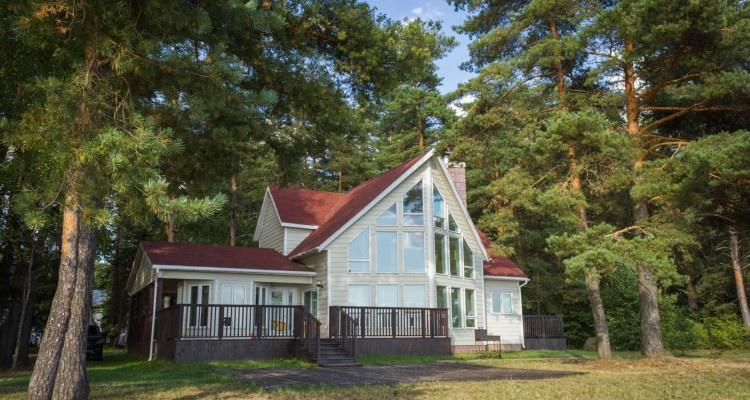 Парк-отель «Бухта Коприно» Ярославская область Коттедж 6+2 «Уильямс», фото 1