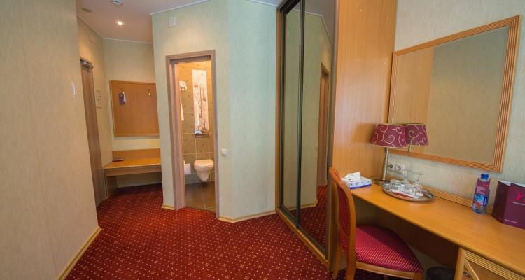Парк-отель «Бухта Коприно» Ярославская область Номер 1-местный Disabled, фото 2
