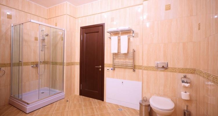 Парк-отель «Бухта Коприно» Ярославская область Коттедж 8+2 «Вилла», фото 8